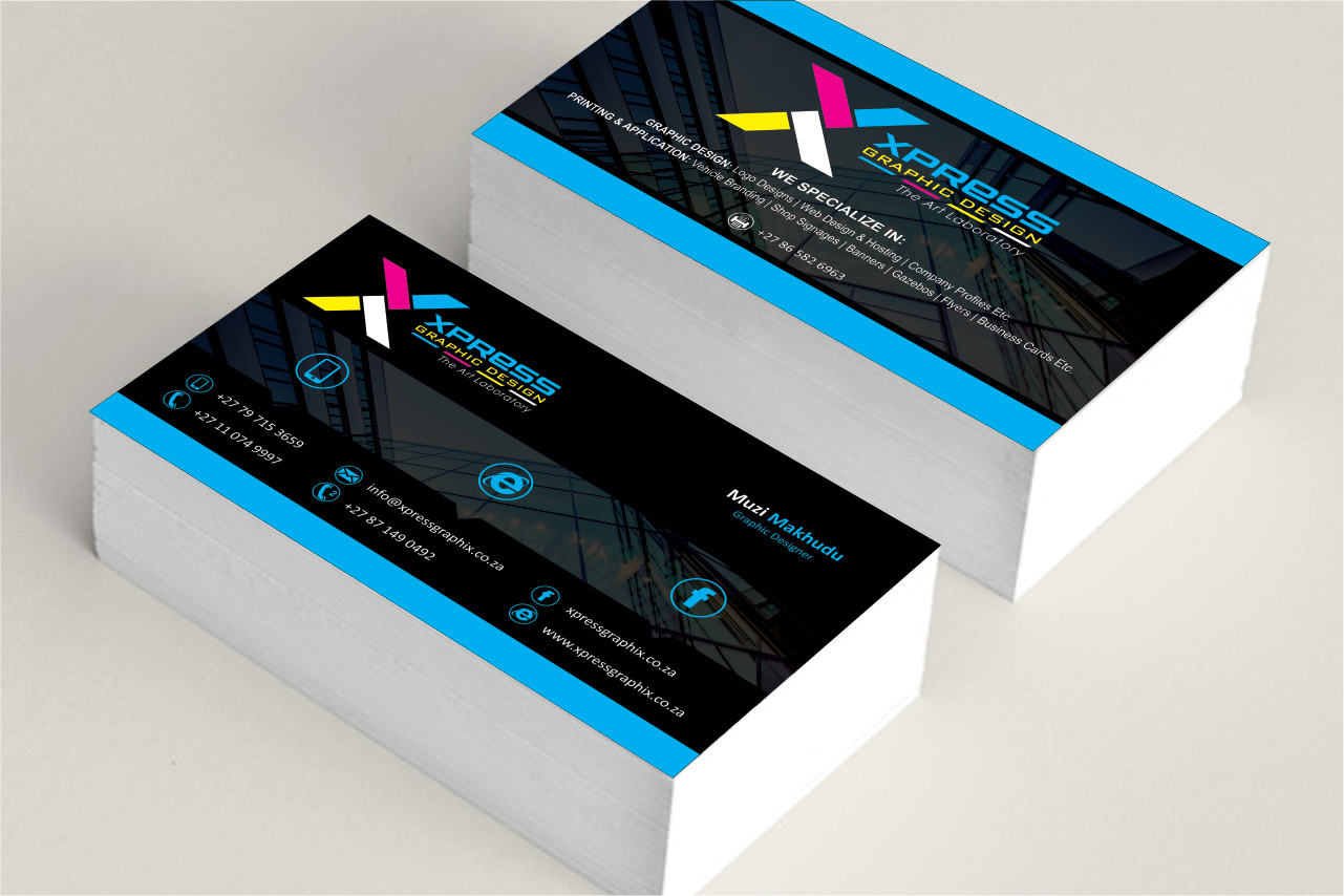 Business Cards Designs & Printing